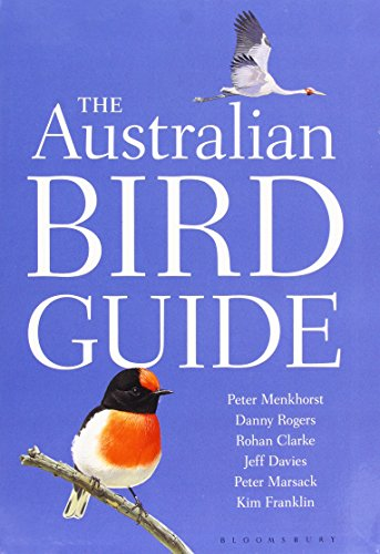 Australian Bird Guide von Christopher Helm