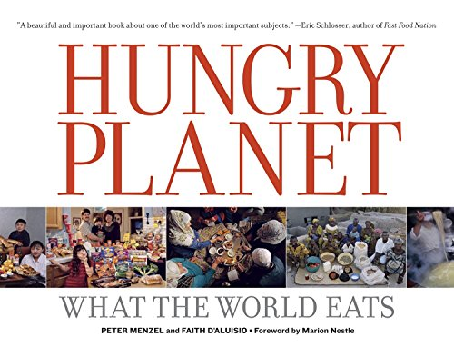 Hungry Planet: What the World Eats von Material World