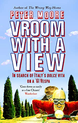 Vroom With A View: In Search Of Italy's Dolce Vita On A '61 Vespa von Bantam