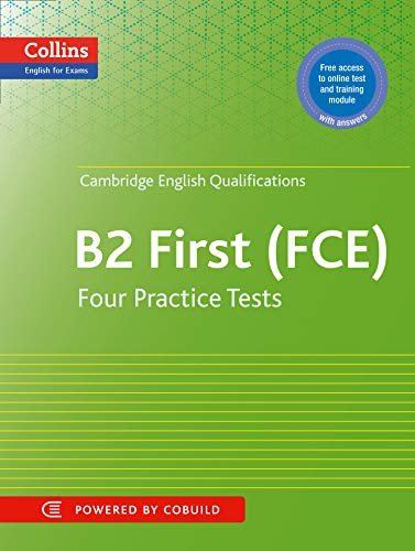 Practice Tests for Cambridge English: First: Fce (Collins English for Exams)
