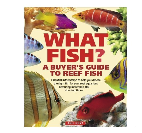 What Fish? A Buyer's Guide to Reef Fish von Interpet Publishing