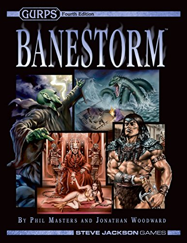 GURPS Banestorm von Steve Jackson Games, Incorporated