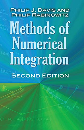 Methods of Numerical Integration (Dover Books on Mathematics) von Dover Publications