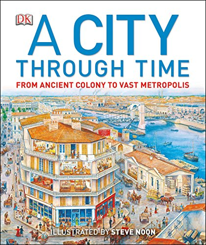 A City Through Time von DK Children