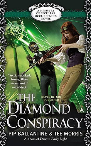 The Diamond Conspiracy (A Peculiar Occurrences Novel, Band 2) von Ace Books