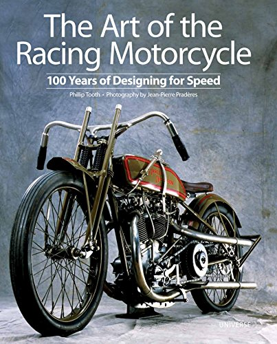 The Art of the Racing Motorcycle: 100 Years of Designing for Speed von Rizzoli Us; Universe