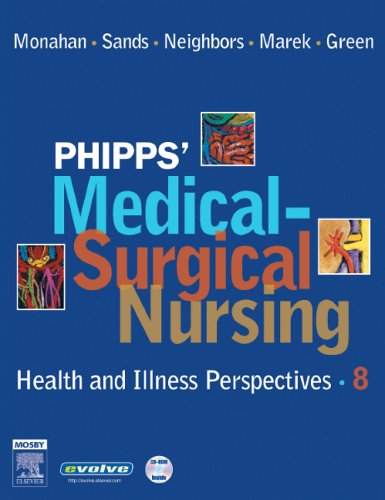 Medical Surgical Nursing: Health and Illness Perspectives von Mosby