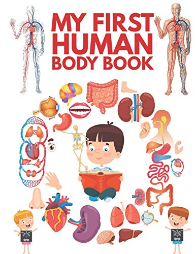 My First Human Body Book: The Human Body For Children, Look inside your body. von Independently published