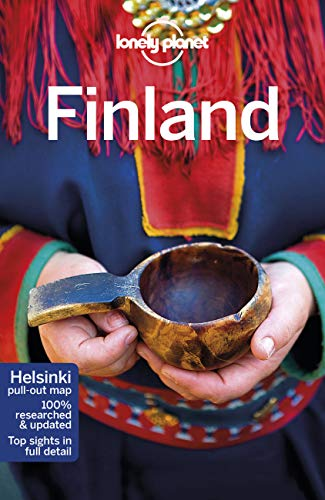 Lonely Planet Finland (Country Guide) von Geoplaneta