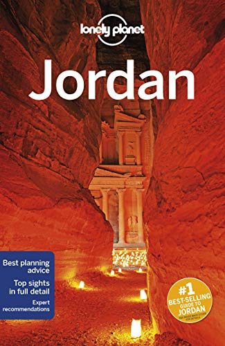 Jordan Country Guide (Lonely Planet Travel Guide) von Lonely Planet Publications