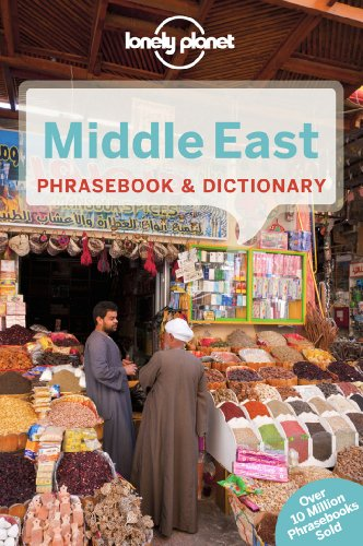 Middle East Phrasebook & Dictionary (Phrasebooks)