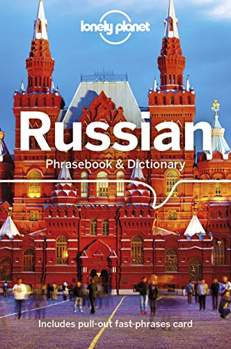 Lonely Planet Russian Phrasebook & Dictionary (Lonely Planet Phrasebook & Dictionary) von Lonely Planet Publications