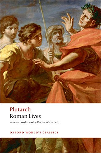 Roman Lives: A Selection of Eight Lives (Oxford World's Classics) von Oxford University Press