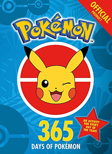 The Official Pokémon 365 Days of Pokémon: An Activity for Every Day of the Year von Orchard Books