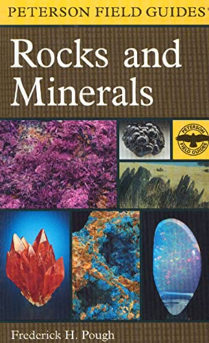 A Peterson Field Guide to Rocks and Minerals (Peterson Field Guides) von Houghton Mifflin