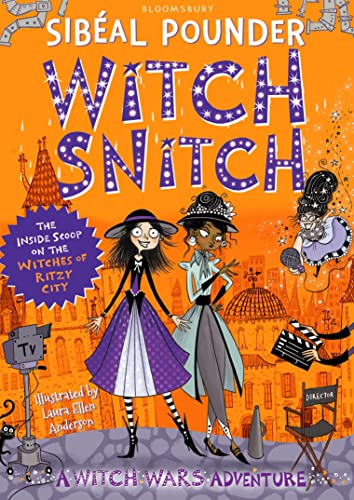 Witch Snitch: The Inside Scoop on the Witches of Ritzy City (Witch Wars) von Bloomsbury Trade; Bloomsbury Childrens
