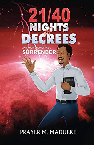 21/40 Nights of Decrees and Your Enemies Will Surrender von Prayer Publications