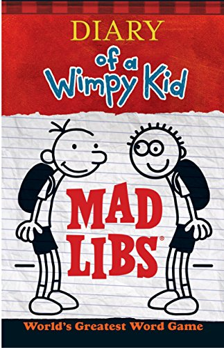 Diary of a Wimpy Kid Mad Libs von Mad Libs