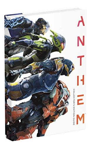 Anthem: Collector's Edition von Prima Games