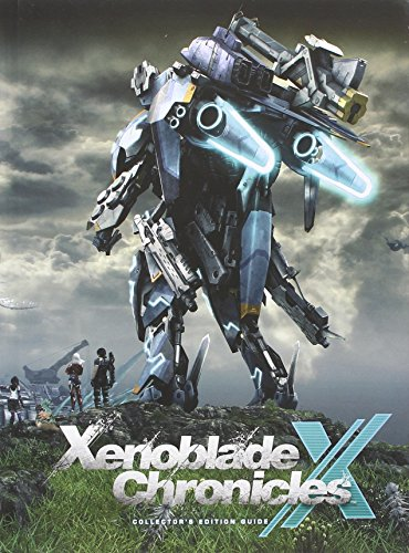 Xenoblade Chronicles X Collector's Edition Guide von Prima Games