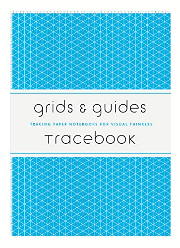 Grids & Guides Tracebook: Tracing Paper Notebooks for Visual Thinkers von Princeton Architectural Press