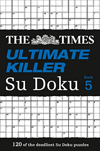 The Times Ultimate Killer Su Doku Book 5 von Times Books