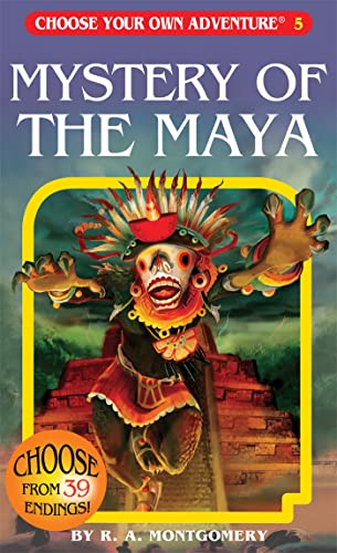 Mystery of the Maya (Choose Your Own Adventure, Band 5)