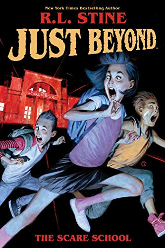 Just Beyond: The Scare School Original Graphic Novel von Boom Entertainment