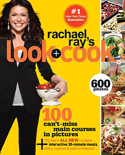 Rachael Ray's Look + Cook