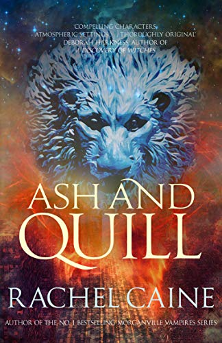 Ash and Quill (Great Library) von Allison and Busby Ltd