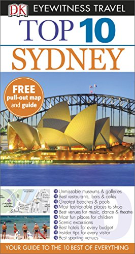 Top 10 Sydney (DK Eyewitness Travel Guide) von Dorling Kindersley Ltd