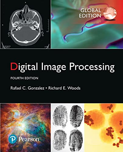 Digital Image Processing, Global Edition von Pearson