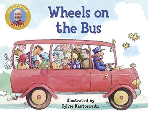 Wheels on the Bus (Raffi Songs to Read) von Knopf Books for Young Readers