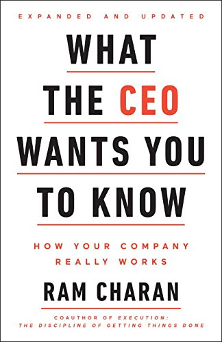 What the CEO Wants You To Know, Expanded and Updated: How Your Company Really Works von Random House LCC US