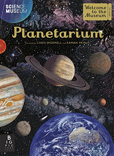 Planetarium: Welcome to the Museum von Big Picture Press