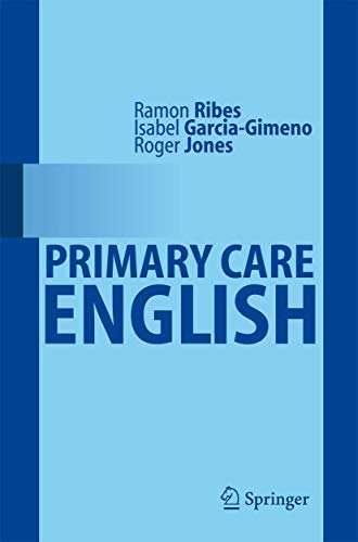 Primary Care English von Springer