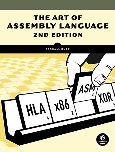 The Art of Assembly Language von No Starch Press