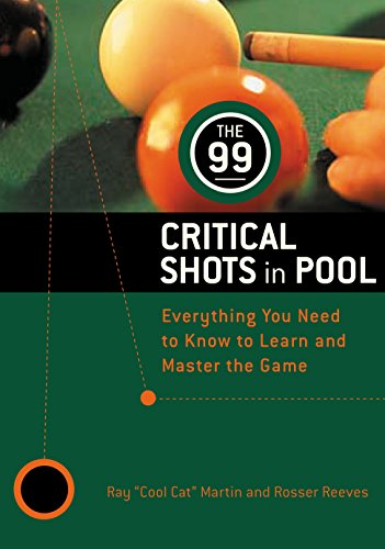 The 99 Critical Shots in Pool: Everything You Need to Know to Learn and Master the Game (Other) von Random House Puzzles & Games