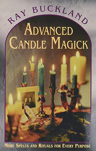 Advanced Candle Magick (Llewellyn's Practical Magick Series)