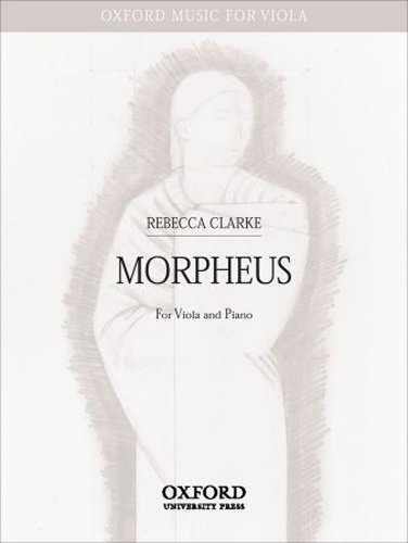 Clarke, Rebecca: Morpheus : for viola and piano von Oxford University Press Distribution Services