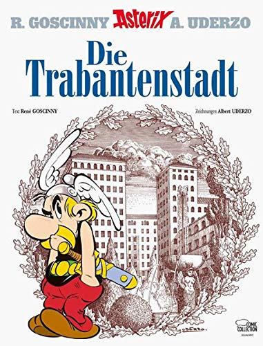 Asterix 17: Die Trabantenstadt von Egmont Comic Collection