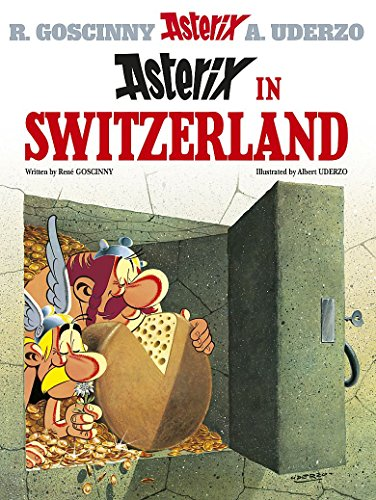 Asterix in Switzerland: Album 16