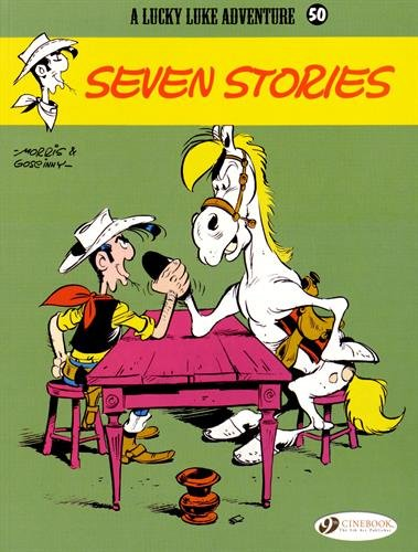 Lucky Luke: Seven Stories von Cinebook Ltd