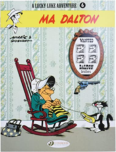 Ma Dalton (A Lucky Luke Adventure) von Cinebook Ltd