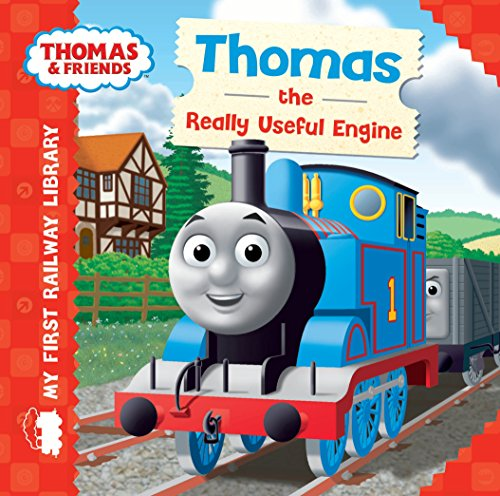 Thomas & Friends: My First Railway Library: Thomas the Reall von My First Railway Library