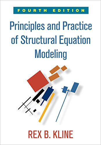 Principles and Practice of Structural Equation Modeling (Methodology in the Social Sciences) von Taylor & Francis Ltd.