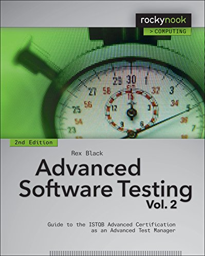 Advanced Software Testing - Vol. 2: Guide to the ISTQB Advanced Certification as an Advanced Test Manager von Rocky Nook