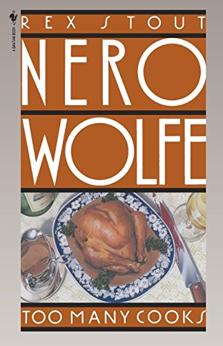 Too Many Cooks (Nero Wolfe, Band 5)