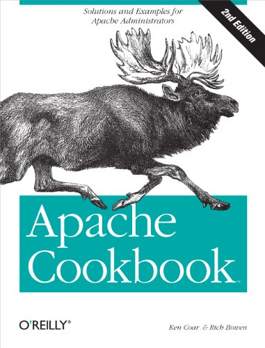 Apache Cookbook: Solutions and Examples for Apache Administration von O'Reilly and Associates