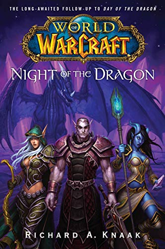 World of Warcraft: Night of the Dragon von Gallery Books